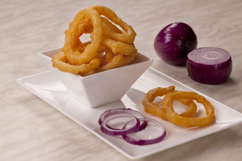 Tempura Battered 'Natural' Onion Rings